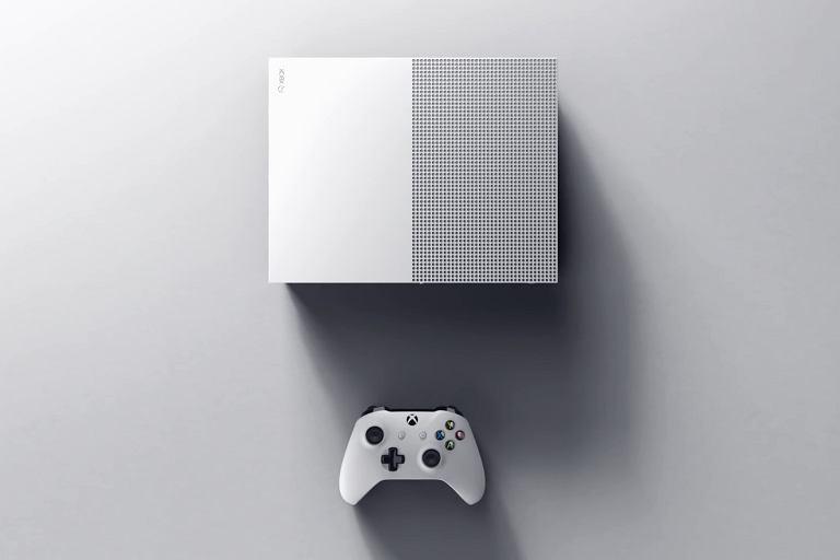 Xbox One S - galeria nowej konsoli Microsoftu