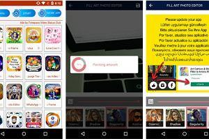 Google skasował 29 aplikacji ze sklepu Play. Zamiast upiększać, kradły zdjęcia