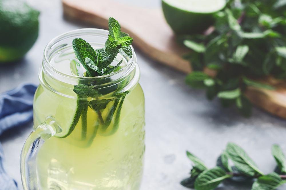 Mojito jest jednym z najbardziej powszechnych drinków alkoholowych.