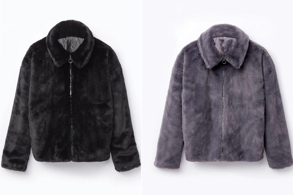 Pluszowe kurtki to stylowa propozycja na jesień. Ciepłe i robiące wrażenie!
