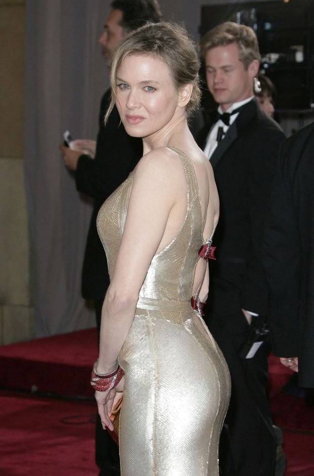 Mandatory Credit: Photo by Picture Perfect / Rex Features (2168753ce)  Renee Zellweger  85th Annual Academy Awards Oscars, Arrivals, Los Angeles, America - 24 Feb 2013