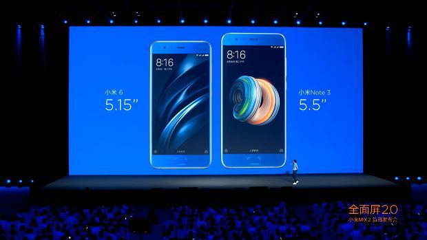 Premiera Xiaomi w Pekinie 11.09.2017