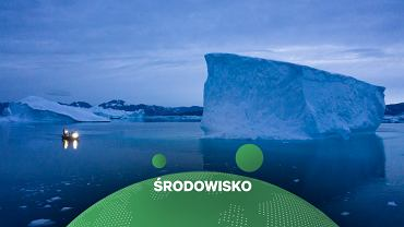 Zmiany klimatu. Topnienie lodowców na Grenlandii mocno przyspiesza. Nowe dane