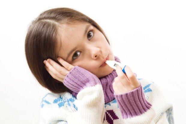 Przeziębienie u dziecka: obalamy mity