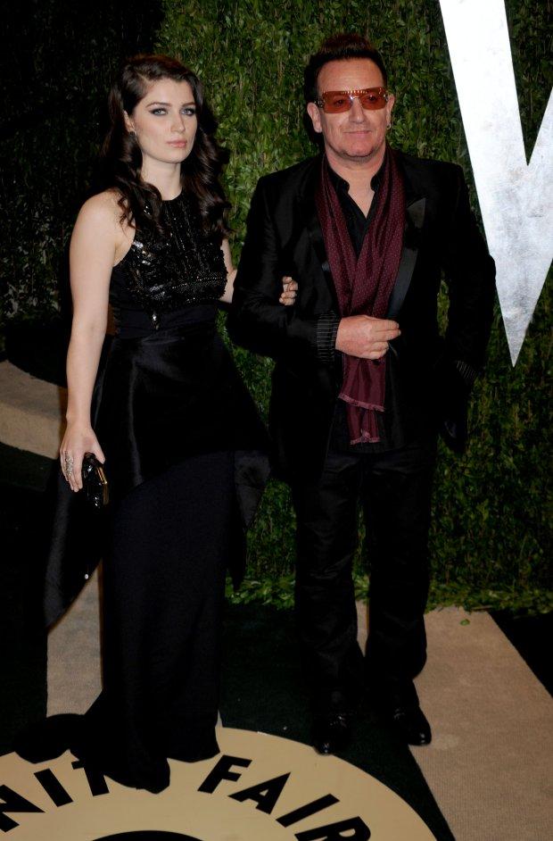 Eve Hewson, Bono