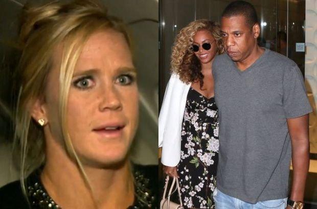 Holly Holm, Beyonce i Jay Z