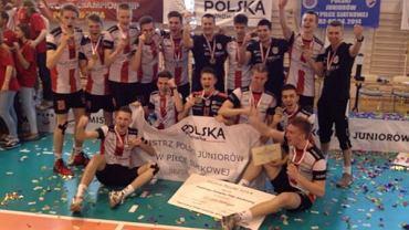 AKS V LO Rzeszów mistrzem Polski juniorów