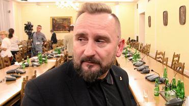 28 Posiedzenie Sejmu VIII Kadencji, na zdjęciu: Poseł Piotr Liroy-Marzec