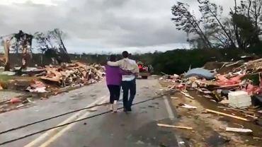 Tornado w Alabamie