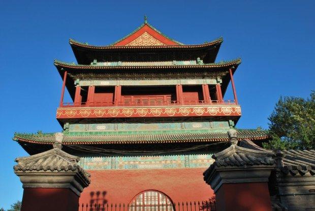 Wieża Bębnów, Pekin/ Fot. Shutterstock