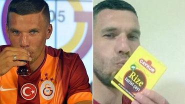 Lukas Podolski wyśmiał ofertę z Turcji