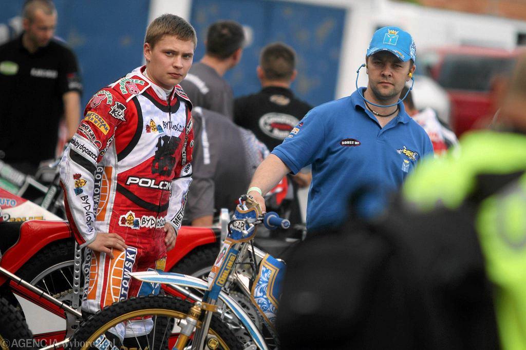 Emil Sajfutdinow i Tomasz Suskiewicz