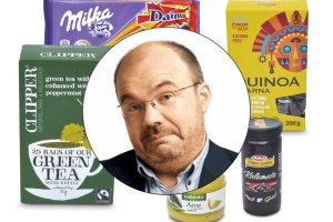 Matuszewski testuje 5 smakołyków z marketów