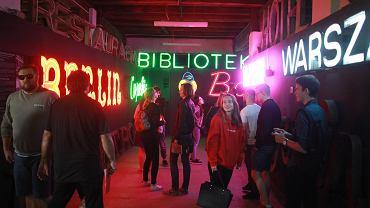 Muzeum Neonów w Warszawie wśród najciekawszych w Europie