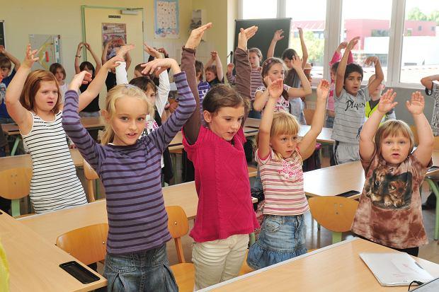 Niemcy wychowują samodzielne dzieci. Edukacja seksualna rozpoczyna się w pierwszej klasie