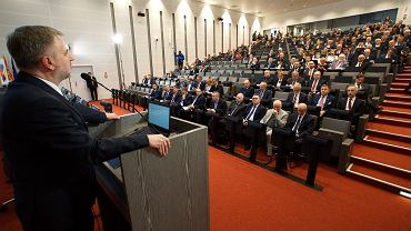 II Nadzwyczajny Wielkopolski Kongres Samorządowy w Poznaniu