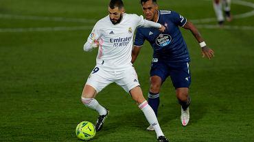 Real Madryt przegrywał, ale Karim Benzema włączył TURBO. Fenomenalny spektakl na Bernabeu