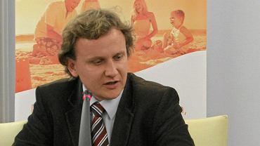 Bartosz Marczuk, wiceminister rodziny, pracy i polityki społecznej