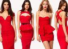 Na specjalne okazje: seksowne czerwone sukienki