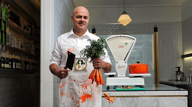The Vegetarian Butcher - bezmięsna rewolucja na talerzu!