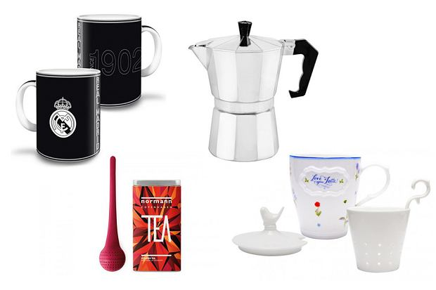 Kawa lub herbata do śniadania