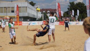 Grembach Łódź na turnieju w Puławach