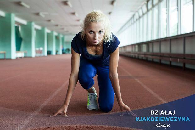 Karolina Kołeczek ambasadorka akcji #JakDziewczyna