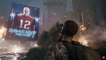 Screen ze zwiastuna Battlefield 2042