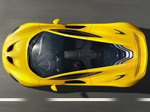 Następca McLarena P1 nadjedzie za dziesięć lat