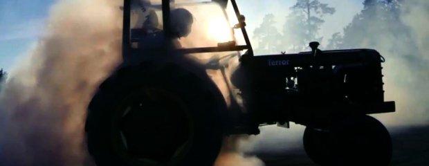 Traktor terror is back