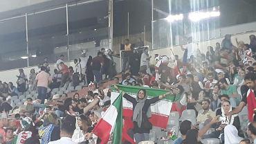 Mundial 2018. Mecz Iran-Hiszpania na stadionie Azadi w Teheranie