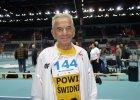 Ma 104 lata, a pobił w Toruniu sprinterski rekord świata