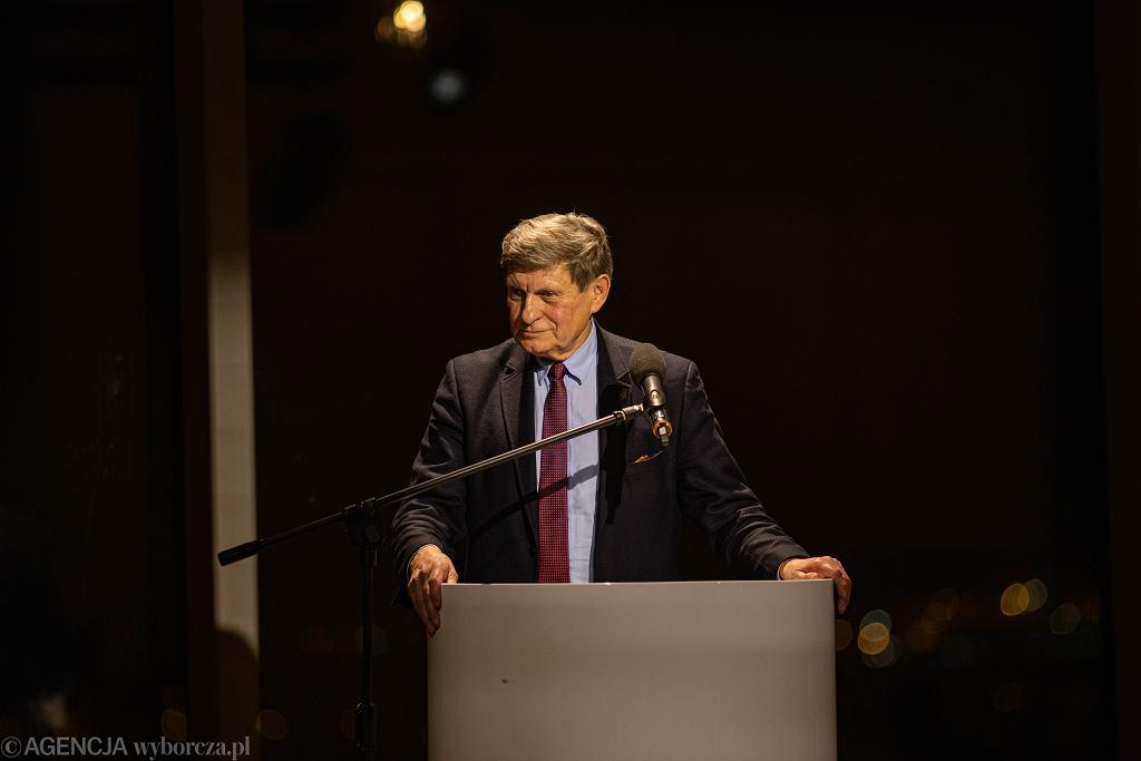 Leszek Balcerowicz - zdjęcie ilustracyjne