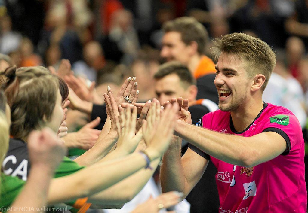 Jakub Popiwczak (na zdjęciu) to jeden z wychowanków Akademii Talentów Jastrzębskiego Węgla