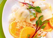 Sola w pomarańczach - ugotuj
