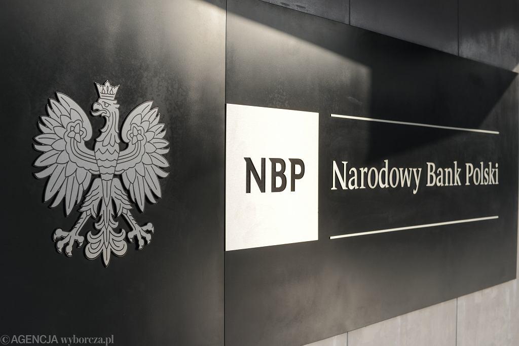 Siedziba NBP w Warszawie