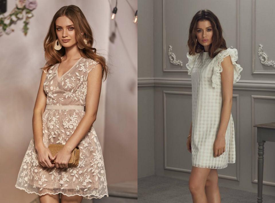 sukienki Elisandra i Florentina marki Monifiq&Co.