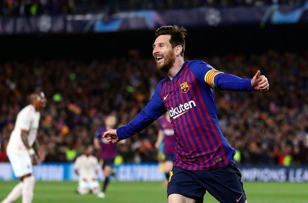 Z 10 golami Leo Messi jest najlepszym strzelcem tej edycji Ligi Mistrzów