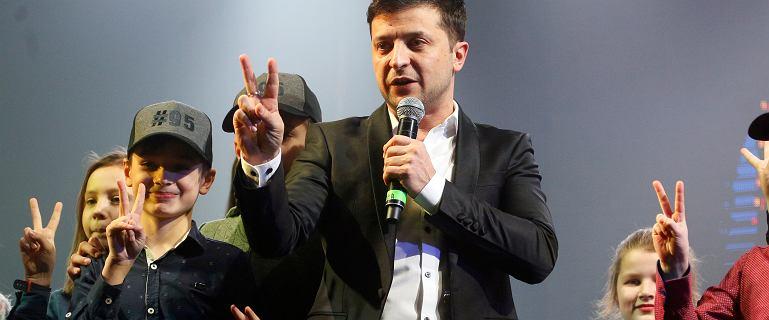 Zełenski i Poroszenko zmierzą się w debacie. Staną na dwóch scenach