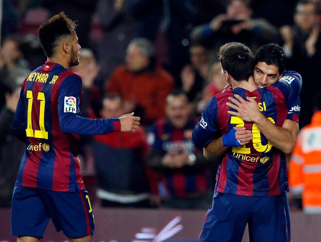 Barcelona - Villarreal 3:1