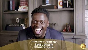Złote Globy 2021 - Daniel Kaluuya