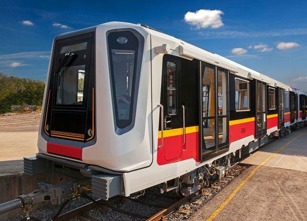 Metro Inspiro dla Warszawy