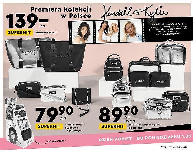 Kendall + Kylie - kolekcja torebek