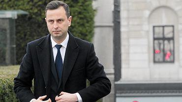 D Wladyslaw Kosiniak-Kamysz po spotkaniu z Prezydentem Andrzejem Duda