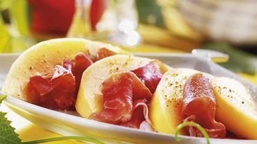 Prosciutto z melonem