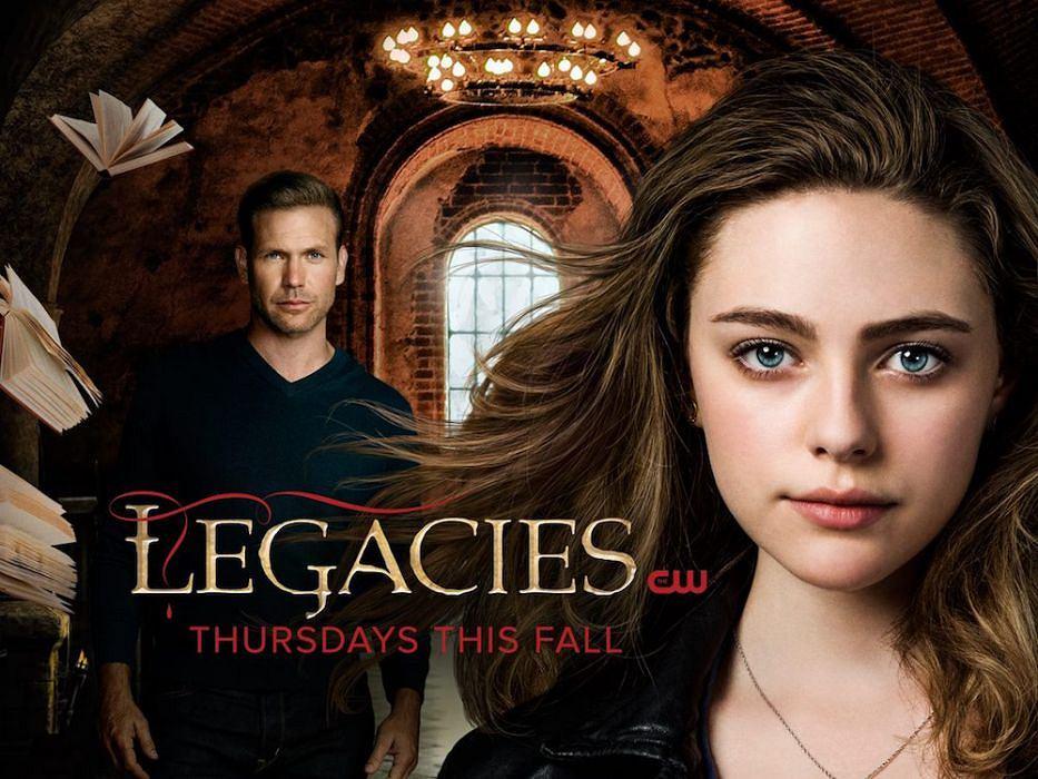 Zwiastun serialu 'Legacies'
