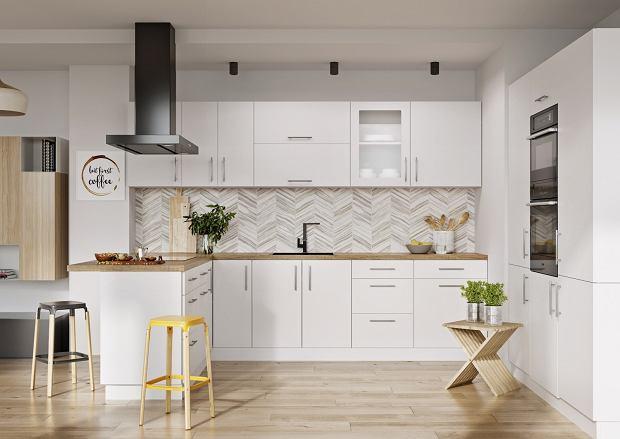 Szafki kuchenne - podstawowe elementy w każdej kuchni