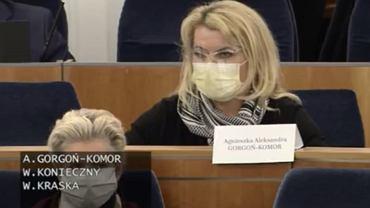 Senatorka opowiedziała, jak Jarosław Pinkas szydził z obaw dot. epidemii.
