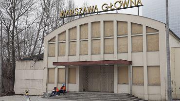 Stacja Warszawa Główna