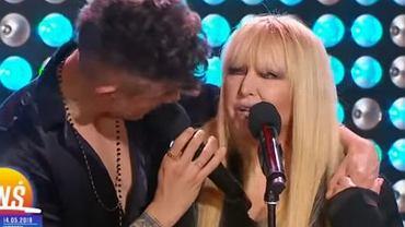 Maryla Rodowicz i Dawid Kwiatkowski śpiewają 'Shallow'